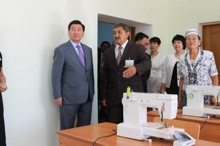 1 сентября в Мангистауской области открылось восемь новых школ