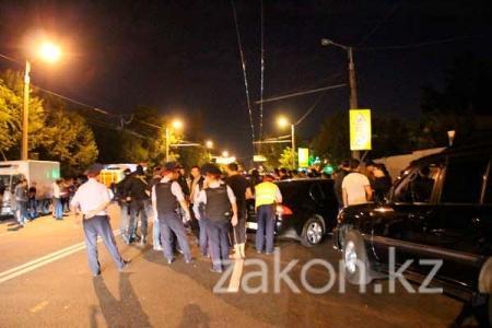 Экс-аким  С. Умбетов признал – в скандальном ДТП в Алматы участвовали его родственники