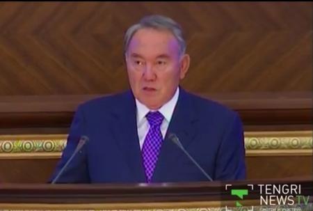 Назарбаев: Если уголовное право все время  либерализировать, то скоро будет  некого наказывать