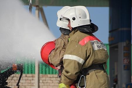 В Мангистау за восемь месяцев зарегистрировано 172 пожара