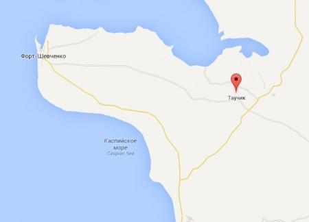 В селе Таушык Тупкараганского района открылся дом ветеранов