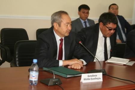 Преподавателей Каспийского государственного университета им.  Ш. Есенова оставили на рабочих местах