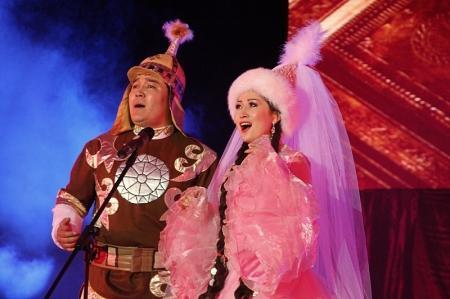Артисты театра имени Жантурина выступят на набережной Актау