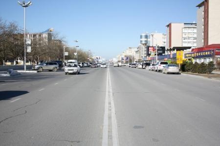 В Актау водитель избил другого водителя из-за того, что тот не уступил дорогу
