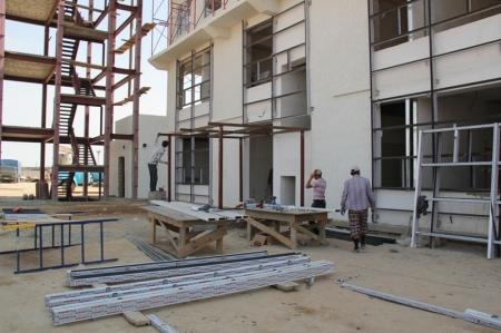 На строительство пожарного депо в Жанаозене выделен 1 миллиард тенге