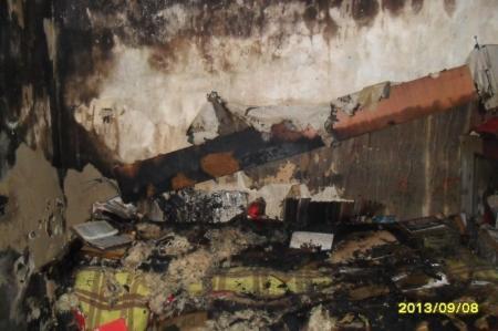 Дознаватели Мангистауского ДЧС устанавливают причину пожара, при котором погибла 53-летняя женщина