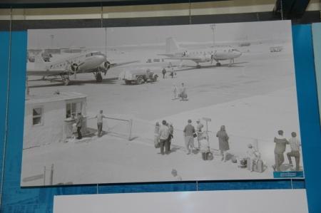Уникальные фотоснимки Актау представили в областном музее