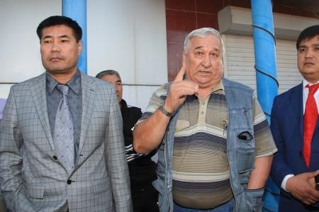 Жители поселка Приозерный обсудили свои проблемы
