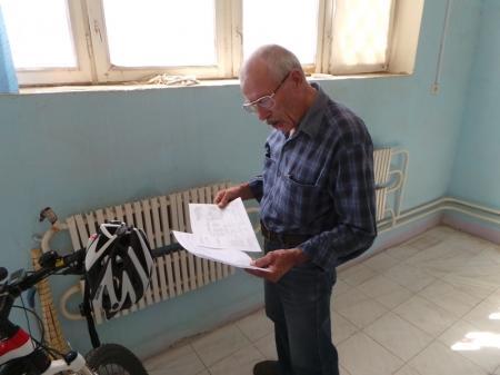 Актауская секция велоспорта готовится к новоселью