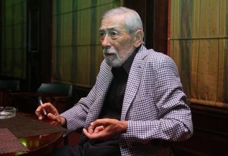 Вахтанг Кикабидзе посетил Актау с частным визитом