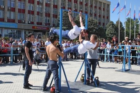 В Актау открылся урбан-фестиваль «Aktau Open»