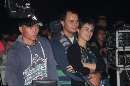 Гостем фестиваля «Aktau open fest» стал российский хип-хоп исполнитель L'One