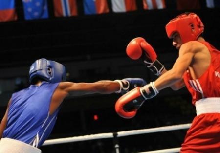 Казахстанец Аблайхан Жусупов стал чемпионом мира по боксу