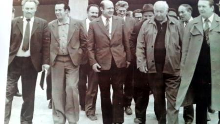 К 50-летию Актау своими воспоминаниями о том, как строился город у моря делится легендарный инженер Игорь Аркадьевич Беляев