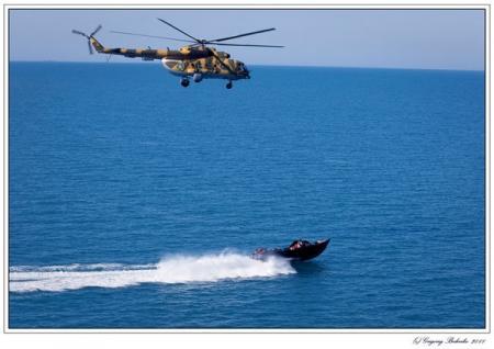 В порт Актау были доставлены два браконьерских судна