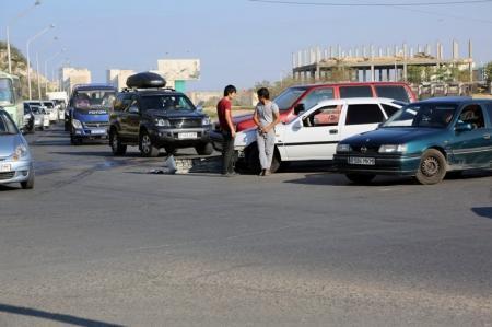 В Мангистау за последнюю неделю зарегистрировано более 15-ти дорожных аварий