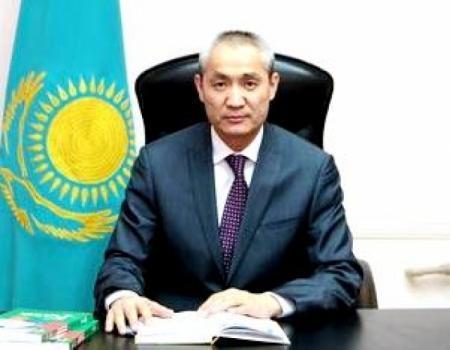 Аким Актау поздравляет жителей с 50-летием города