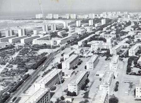 Актау вчера и сегодня. Юбилею города посвящается. Фото пост.