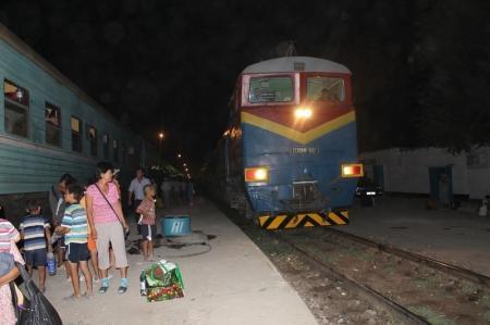 В Мангистауской области произошла железнодорожная авария