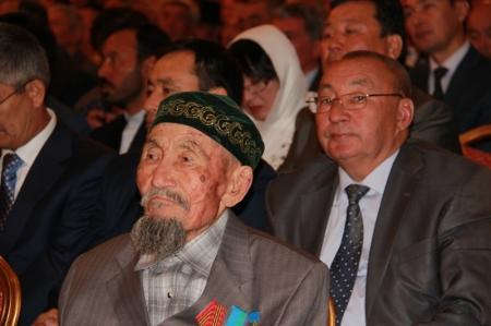 В Актау прошло праздничное  собрание посвящённое 40-летию Мангистауской области