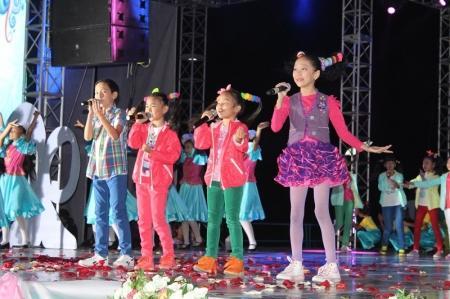 В Актау пройдет закрытие регионального фестиваля «Мы-дети солнца!»