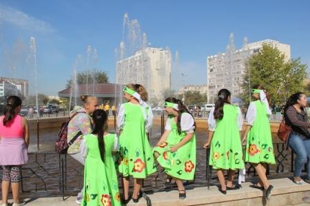И неофициальные праздники на День Актау  (фото)