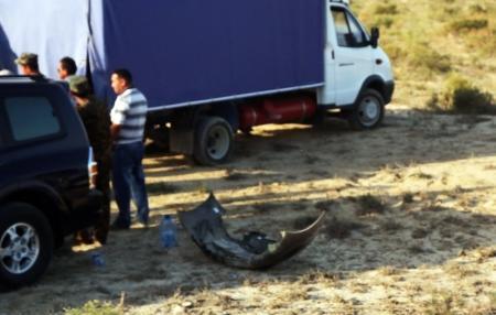 В дорожной аварии на автотрассе Шетпе-Таушик пострадали три человека