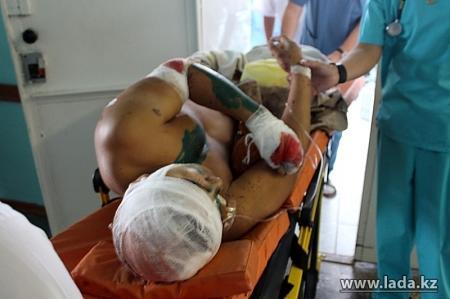 Управление военной полиции КНБ РК ищет свидетелей дорожной аварии с участием военнослужащих, произошедшей на автотрассе Актау-Жанаозен