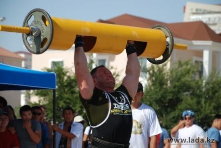 В Актау пройдет II открытый городской турнир «Strong Man»