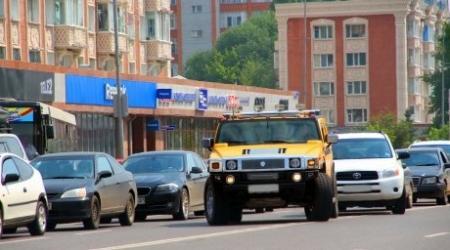 Налоговые льготы на авто сохранятся в Казахстане для инвалидов и ветеранов