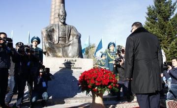 Н.Назарбаев: Воплощая мечту Абылай хана, мы создали государство и построили столицу в сердце Сары-Арки