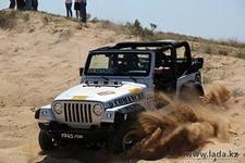 Внедорожные кольцевые гонки «Золотая осень – 2013» пройдут в Актау