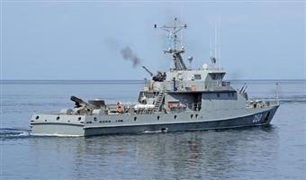 На Каспии проходят военные учения «Шағала-2013»