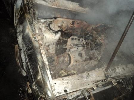 Дознаватели Каракиянского района установили причину пожара, в результате которого сгорел гараж вместе с машиной
