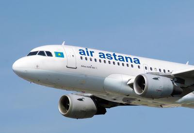 У самолета «Эйр Астаны» при вылете из Малайзии загорелся правый двигатель
