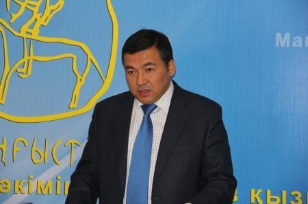 Ануар Чужегулов: В Мангистау отмечается рост преступности