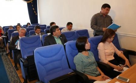 В Актау объявлен конкурс на разработку новых автобусных маршрутов
