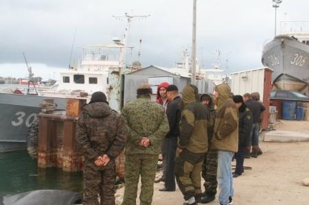 Четыре браконьерские байды задержаны в казахстанском секторе Каспия