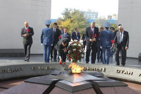 В Актау состоялось 58-е заседание Совета руководителей таможенных служб государств участников СНГ