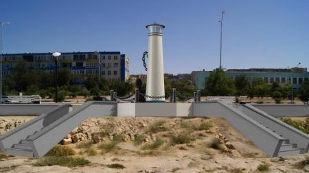 В Актау на набережной 14 микрорайона появится «Маяк»