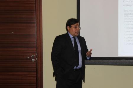 В Актау обсудили перспективы развития общественного мониторинга и проблемы корпоративной ответственности