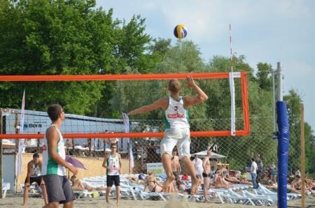 Актауские пляжные волейболисты стали победителями III финального тура Чемпионата СНГ