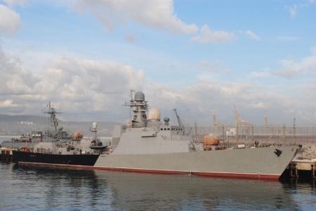 Отряд кораблей Каспийской флотилии России проверит систему безопасности мореплавания на Каспии и зайдет в Актау