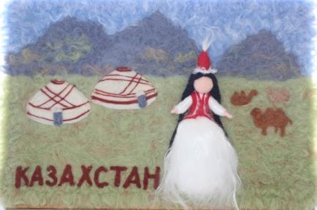 Валяние из шерсти — один из древнейших видов рукоделия в мире