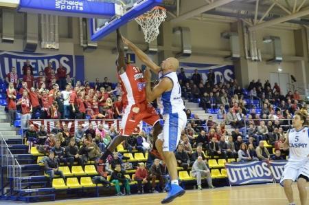 Баскетбольный клуб «Каспий» проиграл первый матч в Балтийской лиге