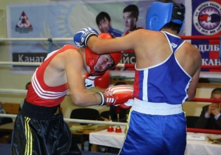 В Актау завершился турнир по боксу, посвященный 95-летию уголовного розыска