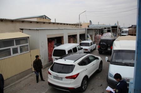 Оразбек Кипчаков: Готовится постановление на приостановление деятельности строительного рынка «САК»