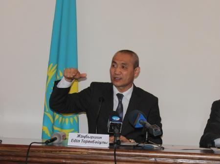 Едил Жанбыршин: Чтобы Актау стал туристическим центром, нам необходимо развивать сервис