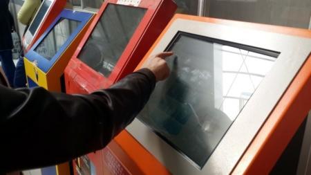 В Актау платежи, произведенные через терминал на «Желтом» рынке, не поступали на счета