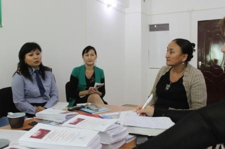В Актау открылся центр по борьбе с бытовым насилием «Дом без насилия»